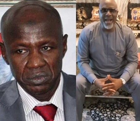 Senator Dino Melaye releases new song to mock Ibrahim Magu, suspended EFCC boss
