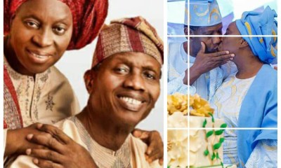 Pastor Adeboye writes on the lessons young ladies can learn from his wife as she turns 72