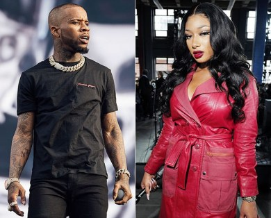 Canadian Rapper, Tory Lanez arrested on gun charge after house party fight leaves Megan Thee Stallion hospitalized