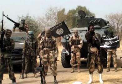 Nigerian police 'rescue soldiers' kidnapped by Boko Haram