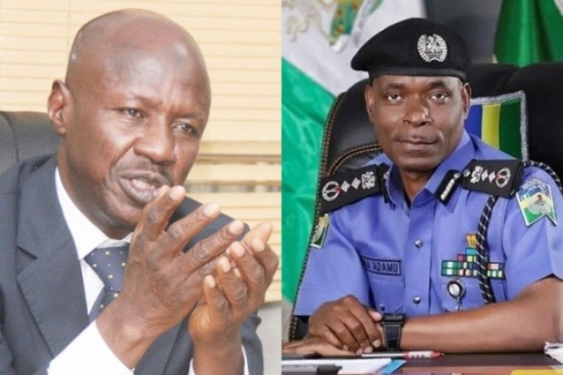 Direct your bail application to presidential board IGP tells suspended EFCC chief, Ibrahim Magu