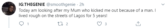Nigerian radio host narrates the horrific things his mother allegedly did to him after she remarried