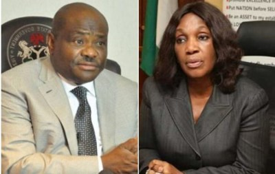 Joy Nunieh's house arrest: Rivers State is fully out to fight – Governor Wike