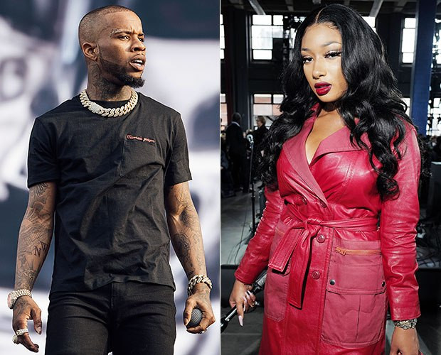 Update: Tory Lanez allegedly shot Megan Thee Stallion during an argument when she tried to get out of his SUV