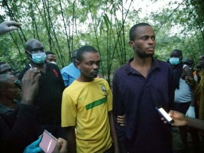 Suspected cultists bury police informants alive in Rivers state