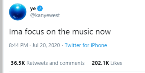 5f168865e59ce - Kanye West Goes Off On Twitter Rant, Calls Out Spouse, Kim Kardashian And Kris Jenner