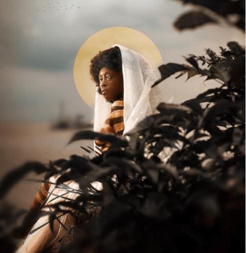 5f16ac622dcea - Nigerian Tribal Mark Mannequin, Adetutu OJ Goes Nude For A Shoot