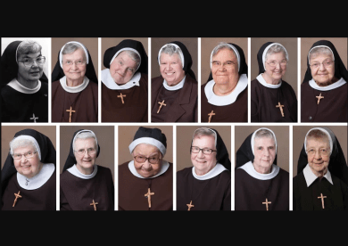 13 Reverend sisters at Michigan convent die from Coronavirus