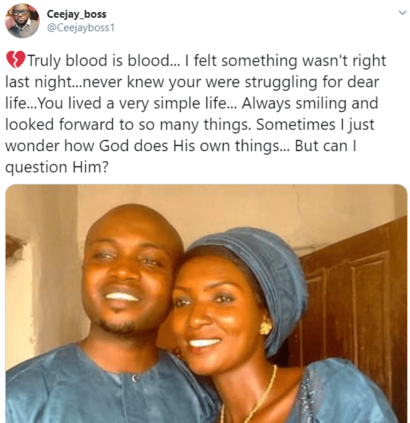?I?ll dedicate my life to praying for pregnant women,? man vows as his sister dies during childbirth after 5 years of waiting