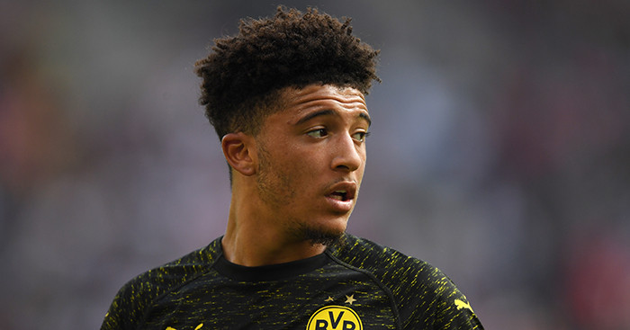 Manchester United initiate ?120 million purchase of Borussia Dortmund star Jordan Sancho after Champions league qualification