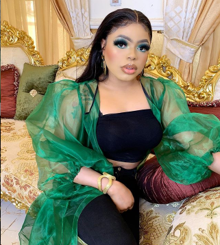 I have not made up my mind whether to be a bisexual or not - Bobrisky (video)