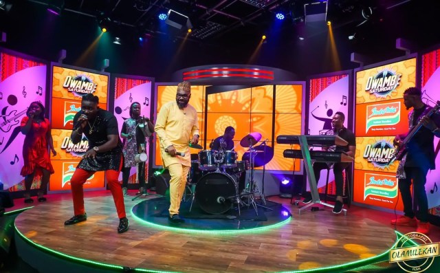 How Seun Bankole (SB Live) Held Fans Spellbound, Set Twitter on Fire fire For Three Hours On Saturday