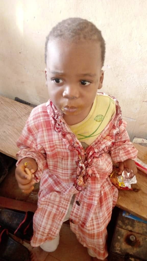 2-year-old found wandering in Anambra