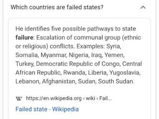 Nigeria added to Wikipedia