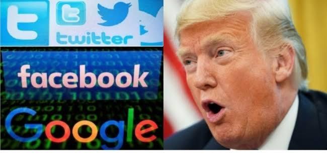 Twitter, Netflix, Apple, Facebook, Microsoft and 47 other companies denounce Trump