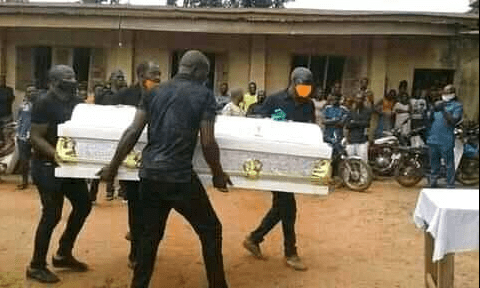 20-year-old woman raped to death is buried 18 months after