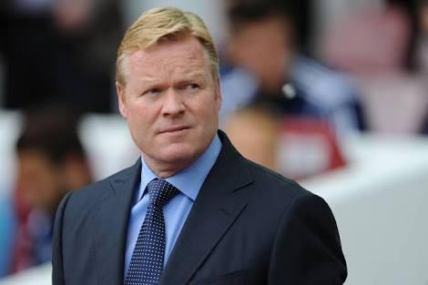 Barcelona announce Ronald Koeman as new club manager
