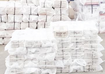40-ft container of tramadol intercepted in Lagos lindaikejisblog