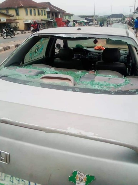 APC and ADC supporters clash in Ondo state (photos)