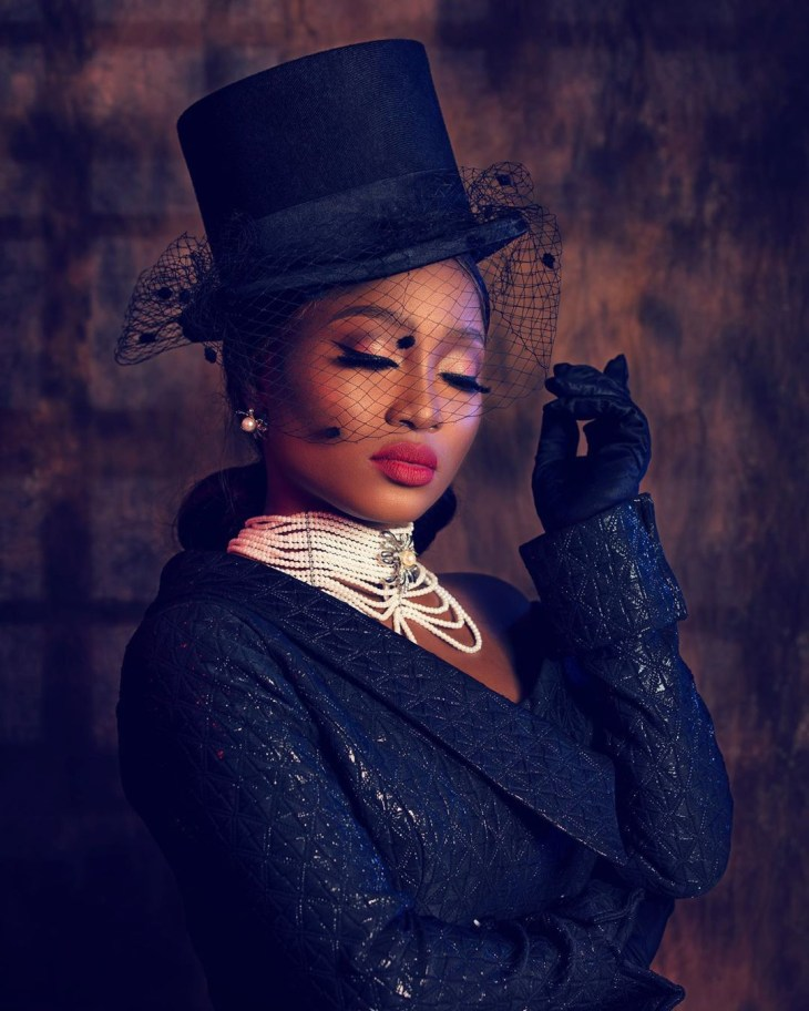 BBNaija star, Esther Agunbiade shares sexy new photos as she turns 24