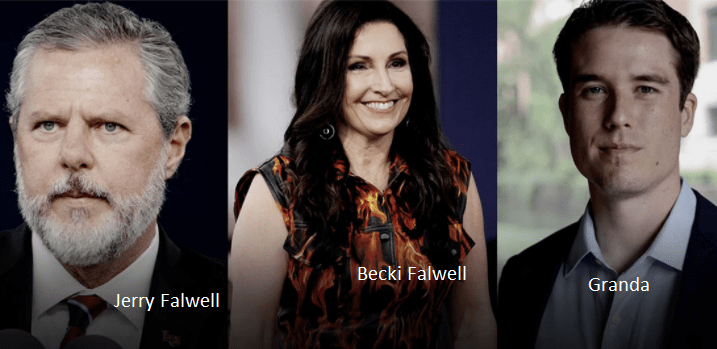 Business partner of evangelical power couple, the Falwells, says he had sex with Becki Falwell while Jerry Falwell Jr looked on and the affair spanned 7 years