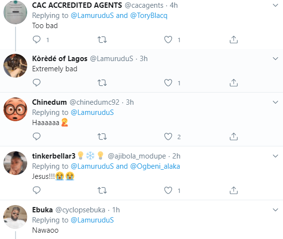 Twitter user in shock after spotting a young girl sipping dry gin in the presence of her mother in Lagos (photos)