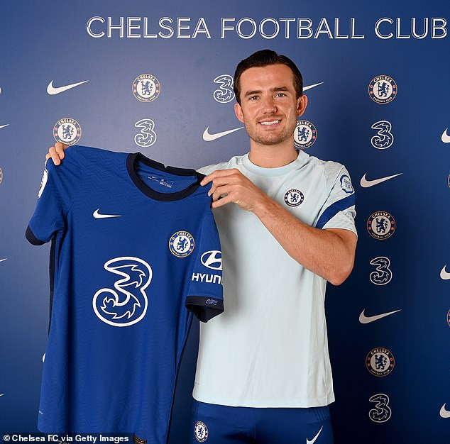Chelsea complete ?50m signing of Ben Chilwell from Leicester City (Photos)