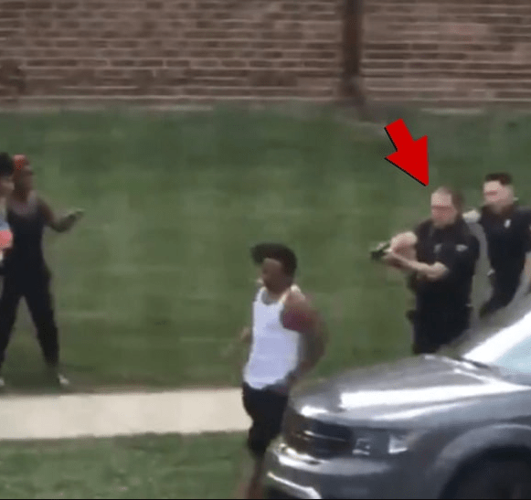 Cop who shot Jacob Blake in the back is identified as more details from the case are released