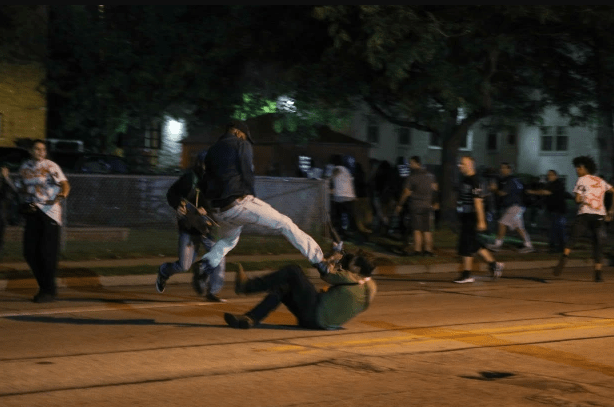 White teen, 17, charged with killing two people who were protesting Jacob Blake