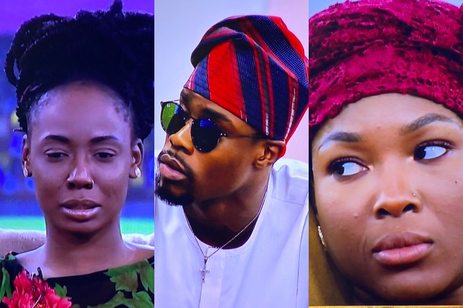 #BBNaija: Neo was the first to tell Erica he was feeling me and I was feeling him too- TolaniBaj clears the air  (video)