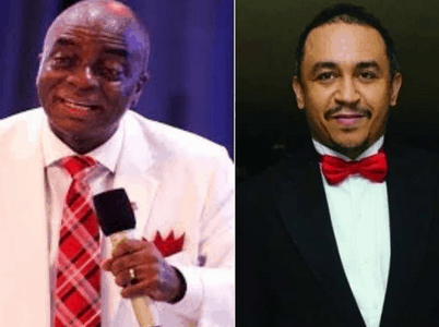 Submission goes both ways. It?s not reserved for women alone - Feeeze replies Bishop Oyedepo