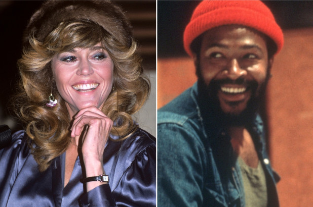 Not having s3x with Marvin Gaye is ?a great regret? - Jane Fonda