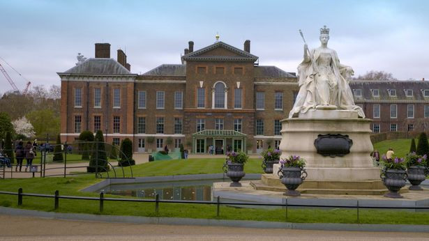 Corpse Retrieved Outside Prince William, Kate Middleton home in Kensington Palace Lake