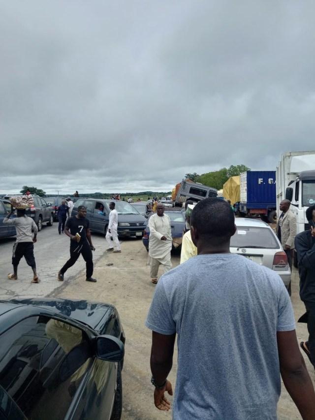 Man narrates his experience as gunmen allegedly kidnap travellers along Abuja-Kaduna Expressway