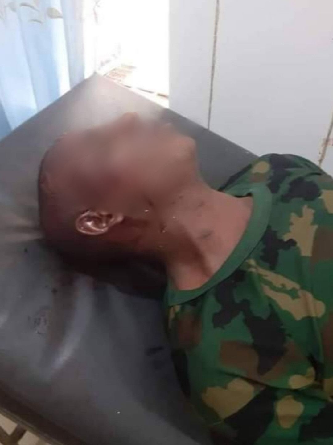 Nigerian soldier shares photos of his colleagues killed in battle with Boko Haram in Maiduguri