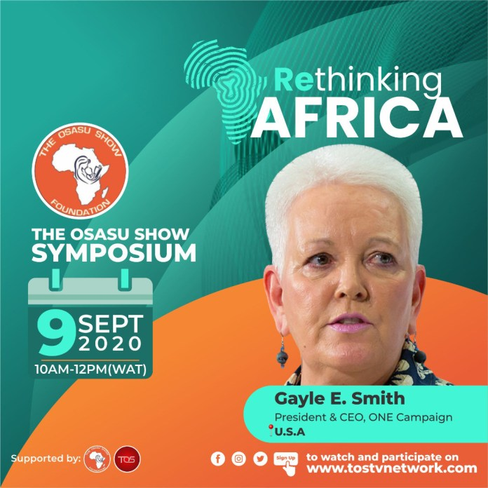 Goodluck Jonathan, Joyce Banda, Benedict Oramah & others to speak at The Osasu Show Symposium 2020