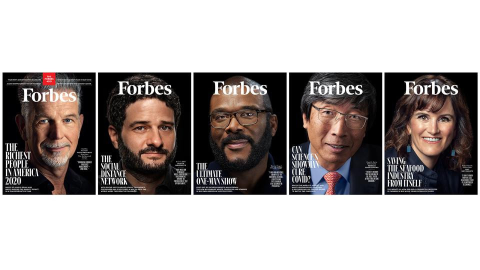 Forbes releases definitive ranking of the 10 wealthiest Americans over the past decade (video)