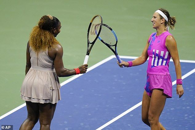 Serena Williams knocked out of the US Open by Victoria Azarenka...
