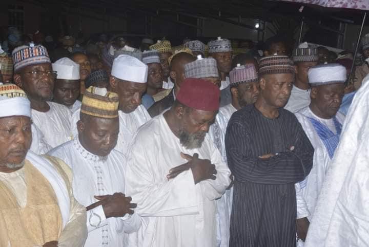 Former Sokoto state governor, Aliyu Wamakko