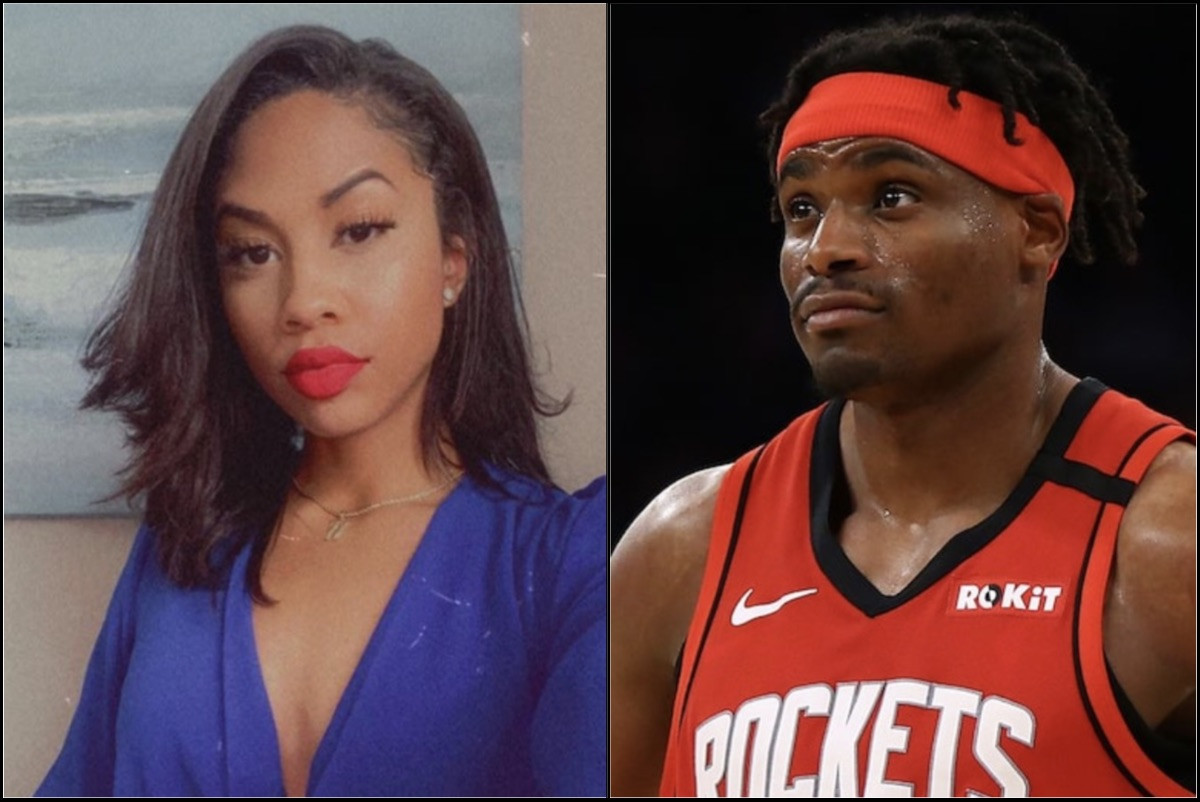 Wife of NBA star Danuel House Jr. deletes all his photos from her IG page after he was caught with another woman in his hotel room