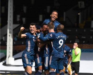Arsenal starts the Season by trashing newly promoted Fulham 3-0