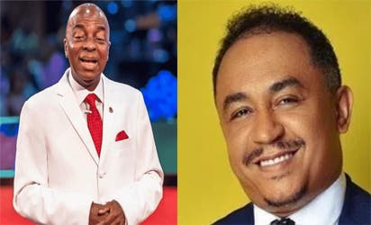 Daddy Freeze apologizes to Bishop David Oyedepo for referring to him as a