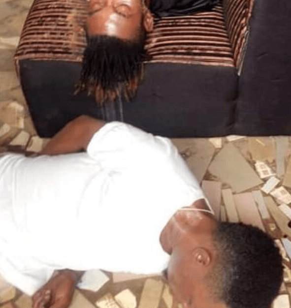 """""""Lagos is an evil city"""" - Manager of artiste who died in studio makes startling claims, accuses police of refusing to release the corpse to family"""