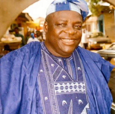 Veteran Nollywood Actor, Prof. Ayobami Akinwale dies