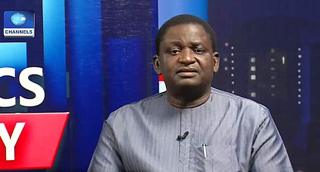 Nigeria has always been divided. It didn?t start under Buhari- Femi Adesina
