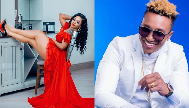 Bae got me running with him every morning- Vera Sidika says as she gushes over her new lover (viodeo)