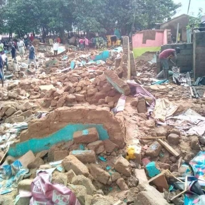Sex workers stranded as FCT authorities demolish popular brothel