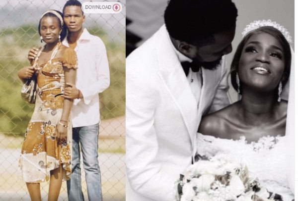 Actress Bukunmi Oluwasina marries boyfriend of 11 years