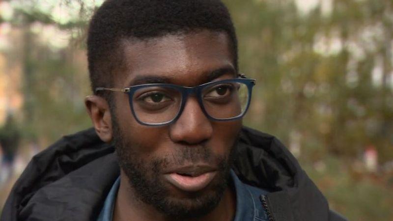 White man fined for sending banana to a black customer in London pub