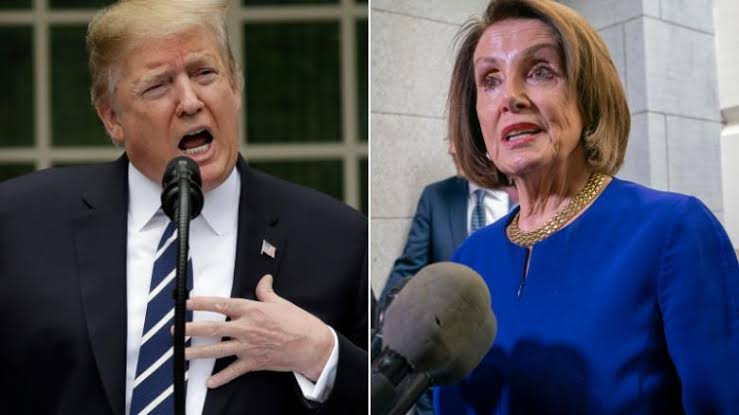 Nancy Pelosi refuses to rule out second impeachment of Trump to delay U.S. Supreme Court battle